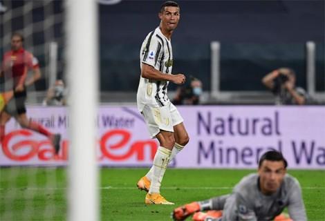 Ronaldo ghi bàn, Juventus khởi đầu như mơ cùng tân HLV Pirlo ở vòng 1 Serie A