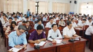 Tổ chức triển khai học tập, quán triệt Nghị quyết Đại hội XIII Đảng bộ Khối Cơ quan - Doanh nghiệp tỉnh