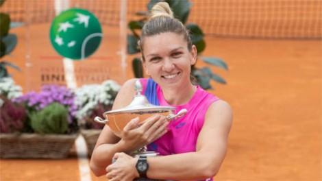 Karolina Pliskova bỏ cuộc, Simona Halep vô địch Italian Open 2020