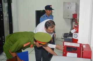 Đơn vị tiêu biểu trong thực hiện công tác phòng cháy, chữa cháy