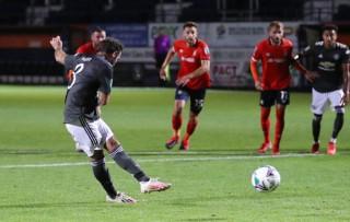 Greenwood tỏa sáng rực rỡ, M.U thắng trận đầu tiên ở mùa 2020/21