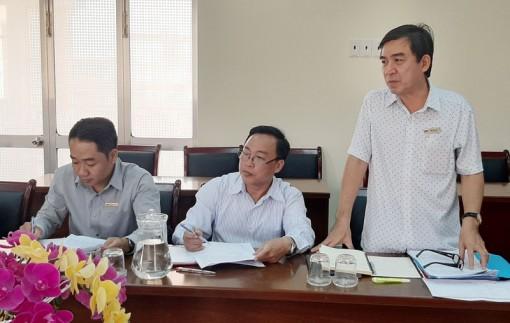 """Ban Dân vận Tỉnh ủy kiểm tra thực hiện chủ đề năm """"Dân vận khéo 2020"""" tại Thạnh Phú"""