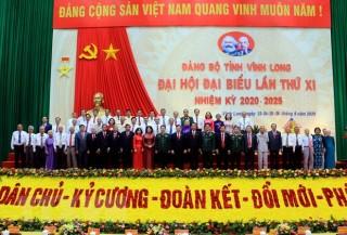 Khai mạc Đại hội Đại biểu Đảng bộ tỉnh Vĩnh Long nhiệm kỳ 2020-2025