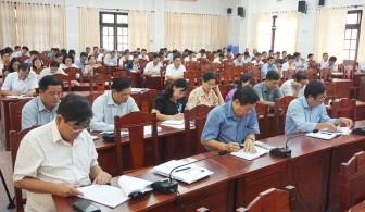 Hội nghị lần thứ 2 Ban Chấp hành Đảng bộ Khối Cơ quan - Doanh nghiệp tỉnh