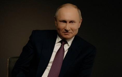 Tổng thống Nga Vladimir Putin được đề cử giải Nobel Hòa bình