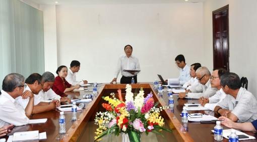 Ủy ban MTTQ Việt Nam tỉnh sơ kết hoạt động 9 tháng năm 2020