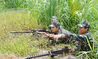 Ðảm bảo công tác kỹ thuật quân sự, quốc phòng địa phương