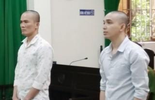 Tàng trữ ma túy, 2 bị cáo ra tòa lãnh án