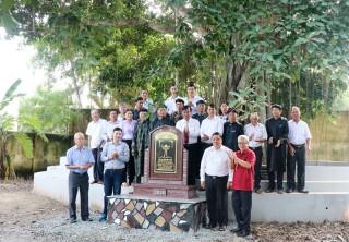 Cây đa đình Mỹ Nhơn được công nhận cây Di sản Việt Nam