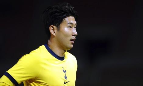 Son Heung-Min tỏa sáng giúp Tottenham đánh bại KF Shkendija