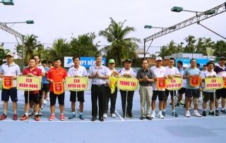 Giải Quần vợt vô địch tỉnh Bến Tre năm 2020