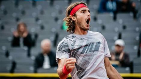 Stefanos Tsitsipas, Andrey Rublev vào bán kết giải ATP 500 ở Hamburg