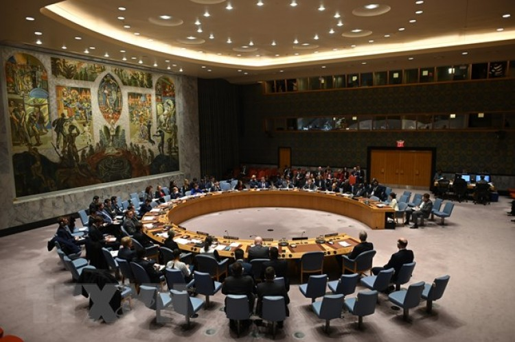 Hội đồng bảo an thông qua nghị quyết về Colombia và thảo luận tình hình Sudan