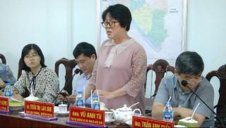 Bộ Xây dựng khảo sát, thẩm định Đề án đô thị Mỏ Cày