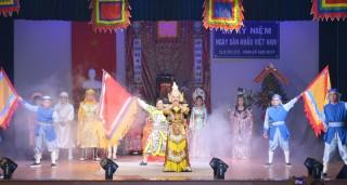 Sân khấu cải lương lưu giữ nghệ thuật truyền thống dân tộc