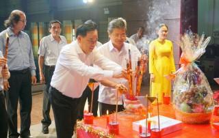 Đoàn Nghệ thuật Cải lương Bến Tre tổ chức kỷ niệm Ngày Sân khấu Việt Nam