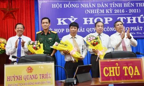 HĐND tỉnh tổ chức kỳ họp lần thứ 17