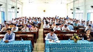 Bồi dưỡng cập nhật kiến thức về công tác tôn giáo và dân vận chính quyền