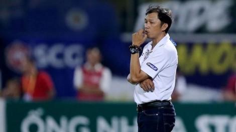 """Thất bại trước SLNA, HLV Lee Tae Hoon rời """"ghế nóng"""" HAGL"""