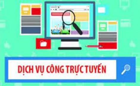 Hoàn thành nhiệm vụ cung cấp dịch vụ công trực tuyến mức độ 4