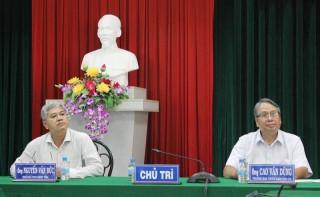 Hội nghị thông tin Đại hội Đại biểu Đảng bộ tỉnh lần thứ XI, nhiệm kỳ 2020-2025